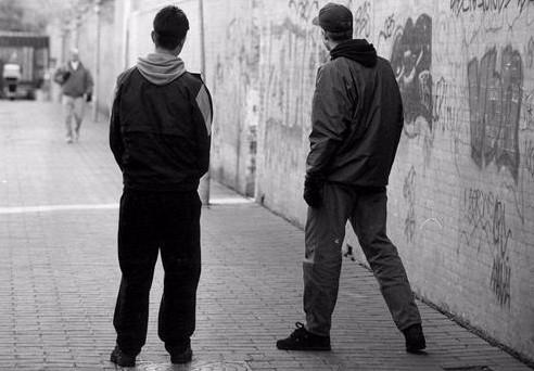 Mannlige innvandrere begår mer vold