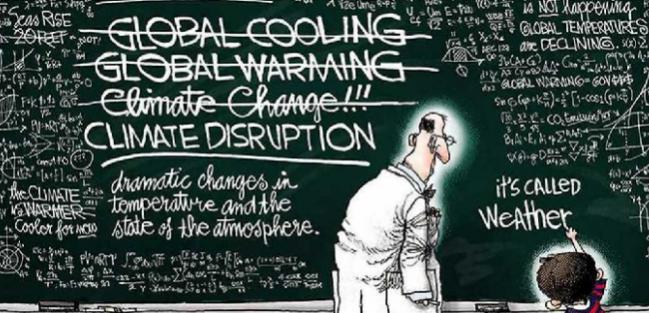 Oslo kneler under klimahysteriet